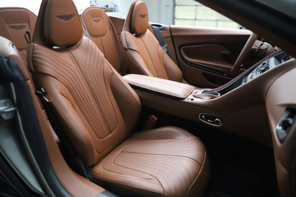 New 2020 Aston Martin DB11 Volante Convertible for sale $264,266 at Alfa Romeo of Greenwich in Greenwich CT 06830 20
