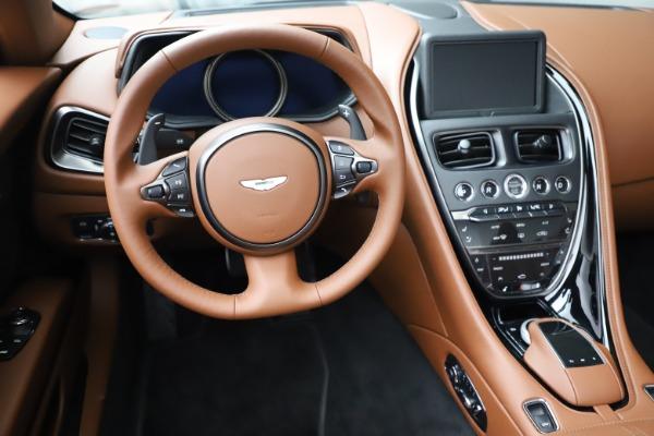 New 2020 Aston Martin DB11 Volante Convertible for sale $264,266 at Alfa Romeo of Greenwich in Greenwich CT 06830 21