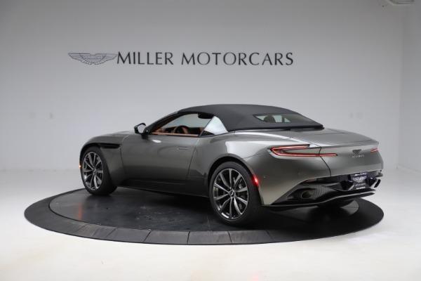 New 2020 Aston Martin DB11 Volante Convertible for sale $264,266 at Alfa Romeo of Greenwich in Greenwich CT 06830 23