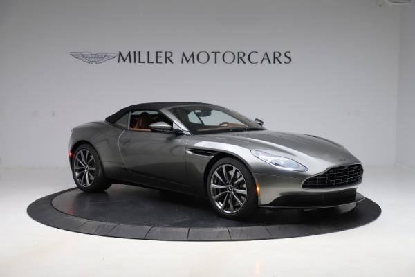 New 2020 Aston Martin DB11 Volante Convertible for sale $264,266 at Alfa Romeo of Greenwich in Greenwich CT 06830 25