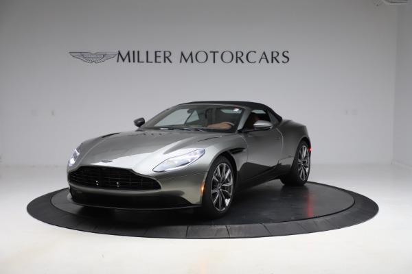 New 2020 Aston Martin DB11 Volante Convertible for sale $264,266 at Alfa Romeo of Greenwich in Greenwich CT 06830 26