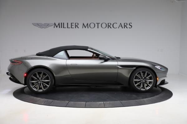 New 2020 Aston Martin DB11 Volante Convertible for sale $264,266 at Alfa Romeo of Greenwich in Greenwich CT 06830 27