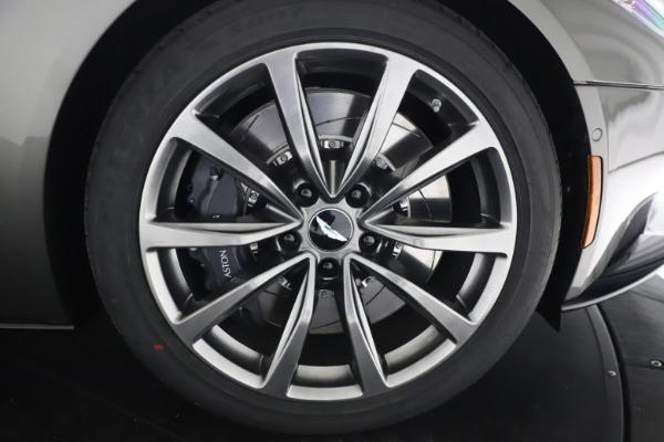 New 2020 Aston Martin DB11 Volante Convertible for sale $264,266 at Alfa Romeo of Greenwich in Greenwich CT 06830 28