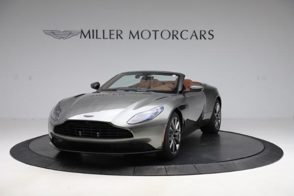 New 2020 Aston Martin DB11 Volante Convertible for sale $264,266 at Alfa Romeo of Greenwich in Greenwich CT 06830 3