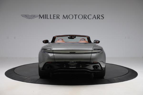 New 2020 Aston Martin DB11 Volante Convertible for sale $264,266 at Alfa Romeo of Greenwich in Greenwich CT 06830 7