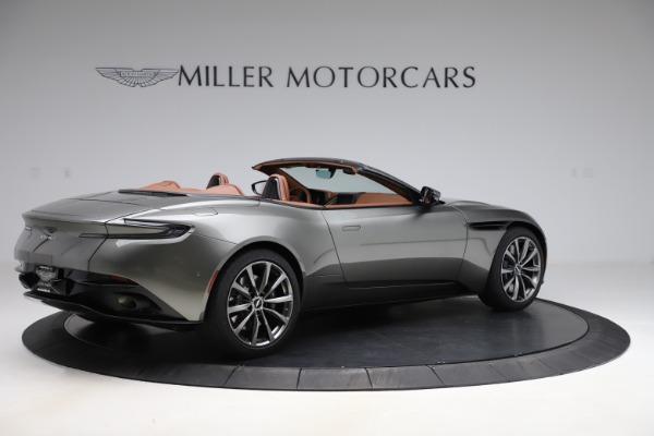 New 2020 Aston Martin DB11 Volante Convertible for sale $264,266 at Alfa Romeo of Greenwich in Greenwich CT 06830 9