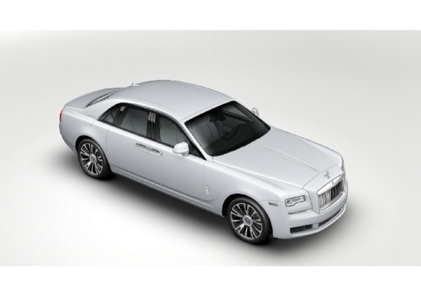 New 2019 Rolls-Royce Ghost for sale $428,900 at Alfa Romeo of Greenwich in Greenwich CT 06830 2