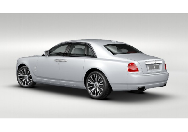 New 2019 Rolls-Royce Ghost for sale $428,900 at Alfa Romeo of Greenwich in Greenwich CT 06830 3