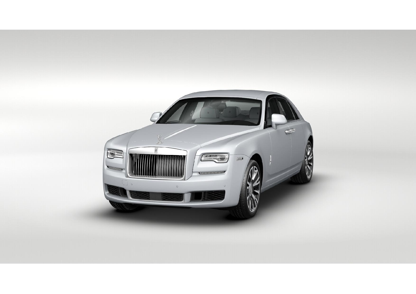 New 2019 Rolls-Royce Ghost for sale $428,900 at Alfa Romeo of Greenwich in Greenwich CT 06830 1