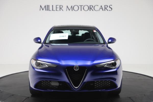 New 2020 Alfa Romeo Giulia Ti Q4 for sale $49,245 at Alfa Romeo of Greenwich in Greenwich CT 06830 12