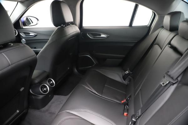 New 2020 Alfa Romeo Giulia Ti Q4 for sale $49,245 at Alfa Romeo of Greenwich in Greenwich CT 06830 19