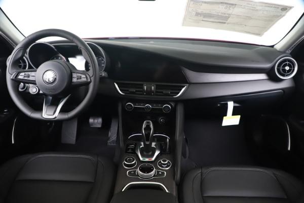 New 2020 Alfa Romeo Giulia Ti Q4 for sale Sold at Alfa Romeo of Greenwich in Greenwich CT 06830 15