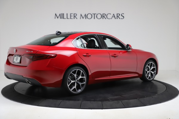 New 2020 Alfa Romeo Giulia Ti Q4 for sale $47,745 at Alfa Romeo of Greenwich in Greenwich CT 06830 8