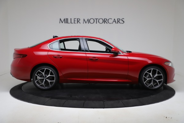 New 2020 Alfa Romeo Giulia Ti Q4 for sale $47,745 at Alfa Romeo of Greenwich in Greenwich CT 06830 9
