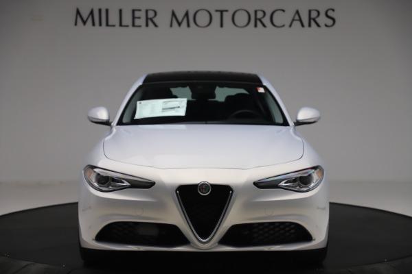 New 2020 Alfa Romeo Giulia Ti Q4 for sale $52,345 at Alfa Romeo of Greenwich in Greenwich CT 06830 12