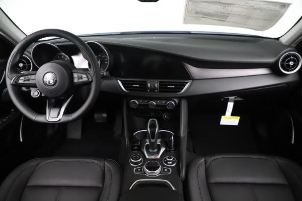 New 2020 Alfa Romeo Giulia Ti Q4 for sale $52,345 at Alfa Romeo of Greenwich in Greenwich CT 06830 16