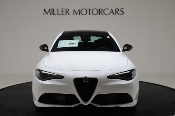 New 2020 Alfa Romeo Giulia Sport Q4 for sale $49,145 at Alfa Romeo of Greenwich in Greenwich CT 06830 12