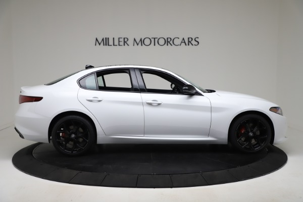 New 2020 Alfa Romeo Giulia Sport Q4 for sale $49,145 at Alfa Romeo of Greenwich in Greenwich CT 06830 9
