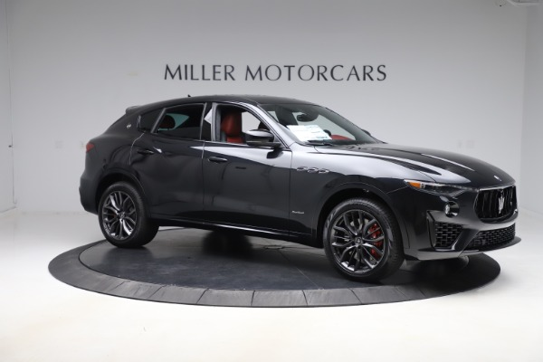 New 2020 Maserati Levante S Q4 GranSport for sale $99,985 at Alfa Romeo of Greenwich in Greenwich CT 06830 10