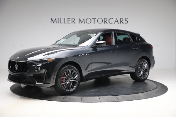 New 2020 Maserati Levante S Q4 GranSport for sale $99,985 at Alfa Romeo of Greenwich in Greenwich CT 06830 2