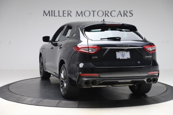 New 2020 Maserati Levante S Q4 GranSport for sale $99,985 at Alfa Romeo of Greenwich in Greenwich CT 06830 5