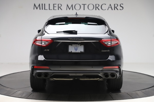 New 2020 Maserati Levante S Q4 GranSport for sale $99,985 at Alfa Romeo of Greenwich in Greenwich CT 06830 6