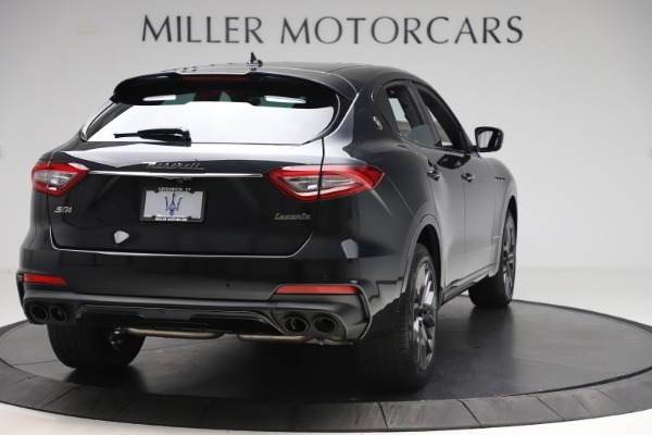 New 2020 Maserati Levante S Q4 GranSport for sale $99,985 at Alfa Romeo of Greenwich in Greenwich CT 06830 7
