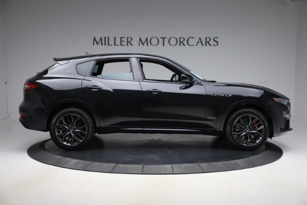 New 2020 Maserati Levante S Q4 GranSport for sale $99,985 at Alfa Romeo of Greenwich in Greenwich CT 06830 9