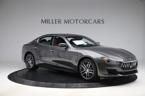 New 2020 Maserati Ghibli S Q4 for sale Sold at Alfa Romeo of Greenwich in Greenwich CT 06830 10