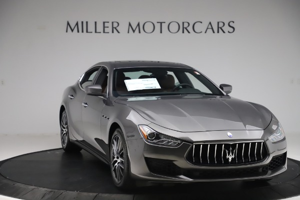 New 2020 Maserati Ghibli S Q4 for sale Sold at Alfa Romeo of Greenwich in Greenwich CT 06830 11
