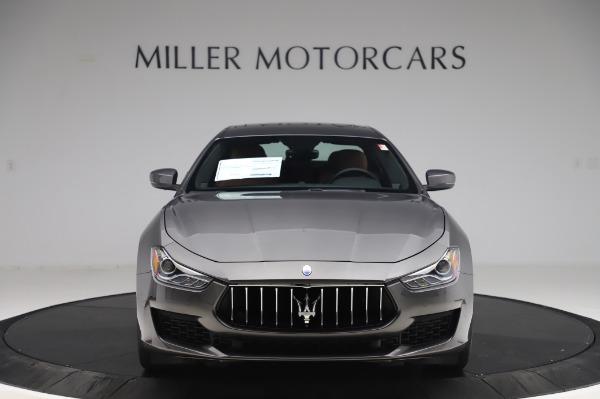 New 2020 Maserati Ghibli S Q4 for sale Sold at Alfa Romeo of Greenwich in Greenwich CT 06830 12