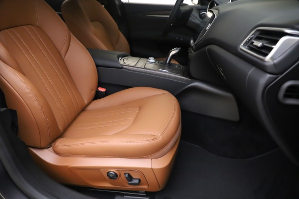 New 2020 Maserati Ghibli S Q4 for sale Sold at Alfa Romeo of Greenwich in Greenwich CT 06830 24