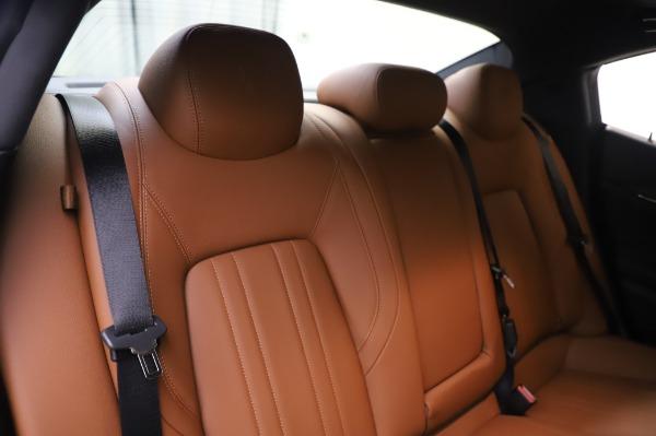New 2020 Maserati Ghibli S Q4 for sale Sold at Alfa Romeo of Greenwich in Greenwich CT 06830 26