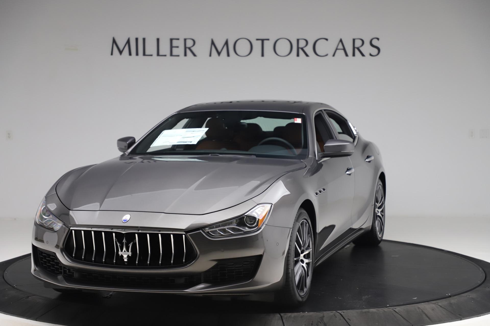 New 2020 Maserati Ghibli S Q4 for sale Sold at Alfa Romeo of Greenwich in Greenwich CT 06830 1