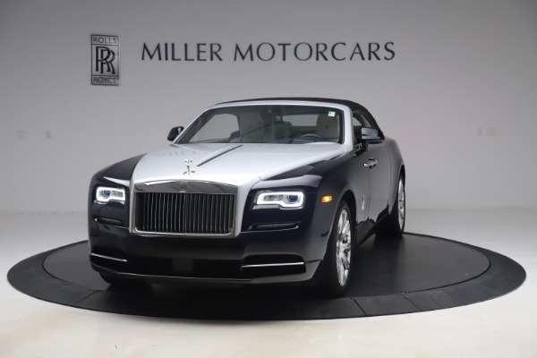 Used 2017 Rolls-Royce Dawn for sale Call for price at Alfa Romeo of Greenwich in Greenwich CT 06830 10