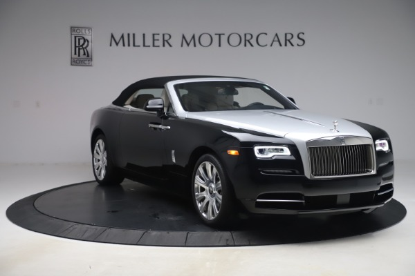 Used 2017 Rolls-Royce Dawn for sale Call for price at Alfa Romeo of Greenwich in Greenwich CT 06830 17