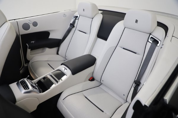 Used 2017 Rolls-Royce Dawn for sale Call for price at Alfa Romeo of Greenwich in Greenwich CT 06830 20