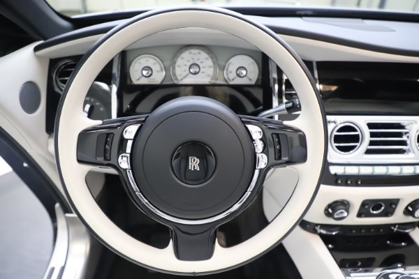 Used 2017 Rolls-Royce Dawn for sale Call for price at Alfa Romeo of Greenwich in Greenwich CT 06830 22