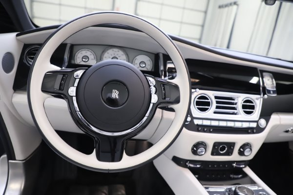Used 2017 Rolls-Royce Dawn for sale Call for price at Alfa Romeo of Greenwich in Greenwich CT 06830 23