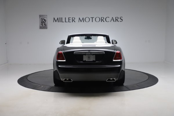Used 2017 Rolls-Royce Dawn for sale Call for price at Alfa Romeo of Greenwich in Greenwich CT 06830 5