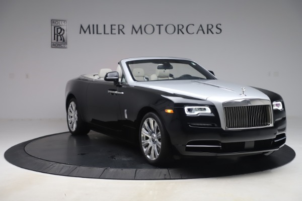 Used 2017 Rolls-Royce Dawn Base for sale Call for price at Alfa Romeo of Greenwich in Greenwich CT 06830 8