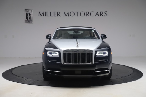Used 2017 Rolls-Royce Dawn for sale Call for price at Alfa Romeo of Greenwich in Greenwich CT 06830 9
