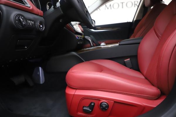 New 2020 Maserati Ghibli S Q4 for sale Sold at Alfa Romeo of Greenwich in Greenwich CT 06830 14