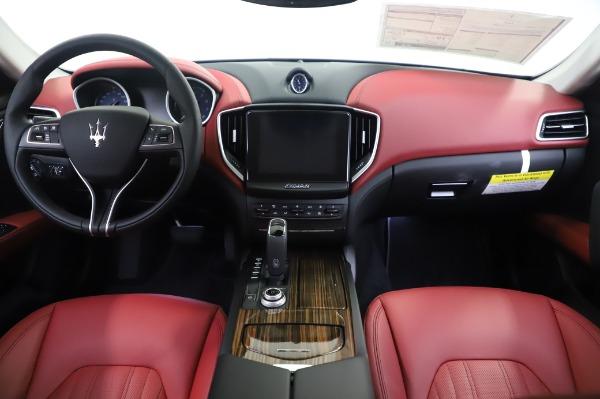 New 2020 Maserati Ghibli S Q4 for sale Sold at Alfa Romeo of Greenwich in Greenwich CT 06830 16