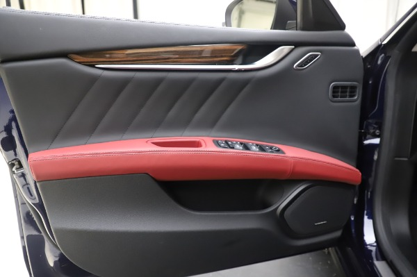 New 2020 Maserati Ghibli S Q4 for sale Sold at Alfa Romeo of Greenwich in Greenwich CT 06830 17