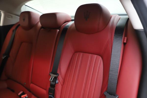 New 2020 Maserati Ghibli S Q4 for sale Sold at Alfa Romeo of Greenwich in Greenwich CT 06830 18