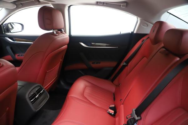 New 2020 Maserati Ghibli S Q4 for sale Sold at Alfa Romeo of Greenwich in Greenwich CT 06830 19