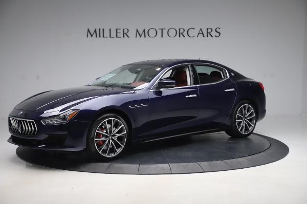 New 2020 Maserati Ghibli S Q4 for sale Sold at Alfa Romeo of Greenwich in Greenwich CT 06830 2