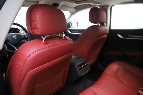 New 2020 Maserati Ghibli S Q4 for sale Sold at Alfa Romeo of Greenwich in Greenwich CT 06830 20