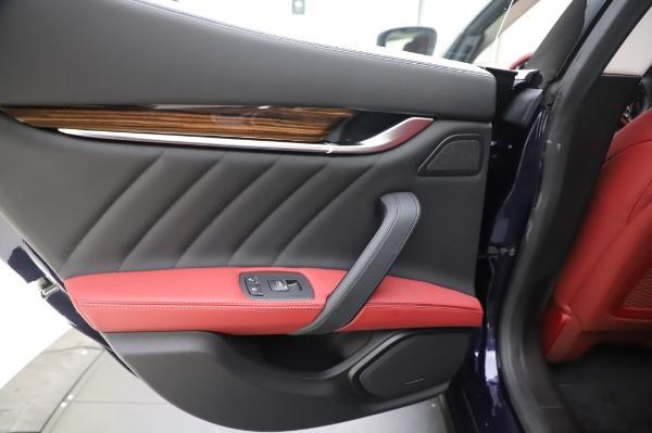 New 2020 Maserati Ghibli S Q4 for sale Sold at Alfa Romeo of Greenwich in Greenwich CT 06830 21
